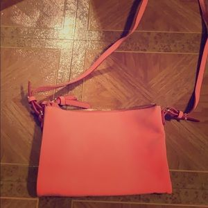 Old Navy Crossbody Coral Purse